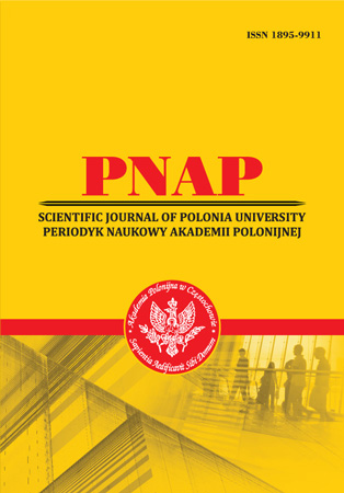 Scientific Journal of Polonia University